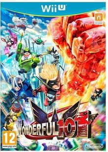 The Wonderful 101 Nintendo Wii U - Game Code cheap key to download