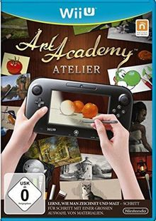 Art Academy Atelier Wii U - Game Code cheap key to download