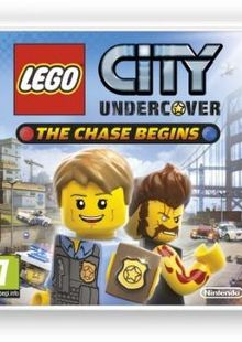 LEGO City Undercover: The Chase Begins 3DS - Game Code chiave a buon mercato per il download