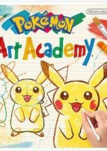 Pokémon Art Academy 3DS - Game Code