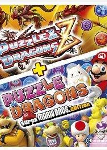 Puzzle and Dragons Z + Puzzle and Dragons Super Mario Bros. Edition Nintendo 3DS/2DS - Game Code chiave a buon mercato per il download