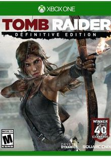 Tomb Raider Definitive Edition Xbox One - Digital Code cheap key to download