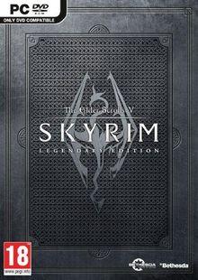 The Elder Scrolls V 5: Skyrim Legendary Edition (PC) cheap key to download