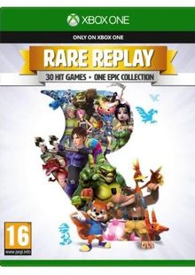 Rare Replay Xbox One - Digital Code cheap key to download