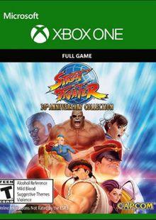 Street Fighter 30th Anniversary Collection Xbox One chiave a buon mercato per il download