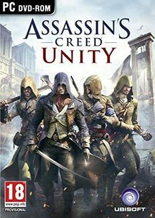 Assassin's Creed Unity PC cheap key to download