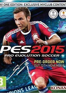 PES 2015 PC cheap key to download