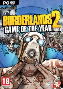 Borderlands 2 Game of the Year Edition PC cheap key to download