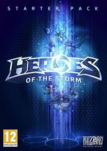 Heroes of the Storm Starter Pack PC/Mac cheap key to download