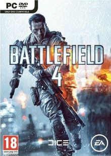 Battlefield 4 (PC) cheap key to download