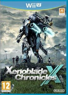 Xenoblade Chronicles X Nintendo Wii U cheap key to download