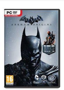Batman: Arkham Origins PC cheap key to download