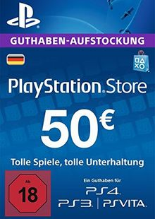 PlayStation Network (PSN) Card - 50 EUR (Germany) cheap key to download