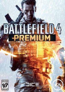 Battlefield 4 Premium Service (PC) cheap key to download