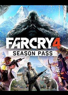 Far Cry 4 Season Pass PC cheap key to download