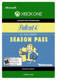Fallout 4 Season Pass (Xbox One) cheap key to download