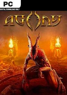 Agony PC chiave a buon mercato per il download