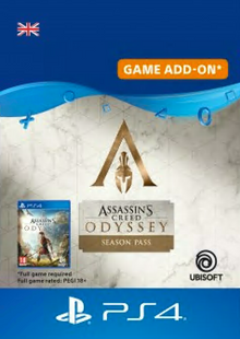 Assassins Creed Odyssey - Season Pass PS4 cheap key to download