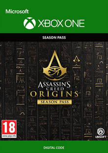 Assassins Creed Origins Season Pass Xbox One