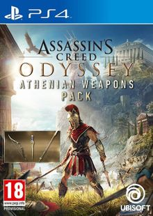Assassins Creed Odyssey Athenian Weapons Pack DLC PS4 cheap key to download
