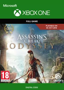 Assassin's Creed Odyssey Xbox One cheap key to download