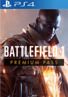 Battlefield 1 Premium Pass PS4 cheap key to download