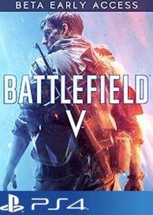 Battlefield V 5 PS4 Beta chiave a buon mercato per il download