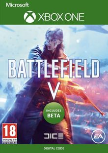Battlefield V 5 Xbox One + BETA cheap key to download