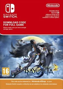 Bayonetta 2 Switch cheap key to download