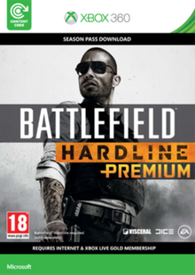Battlefield Hardline Premium Xbox 360 chiave a buon mercato per il download