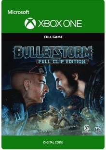 Bulletstorm: Full Clip Edition Xbox One cheap key to download