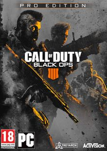 Call of Duty (COD) Black Ops 4 Pro Edition PC chiave a buon mercato per il download