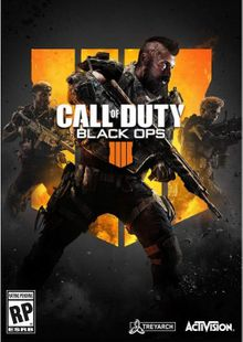 Call of Duty (COD) Black Ops 4 PC + DLC (APAC) cheap key to download