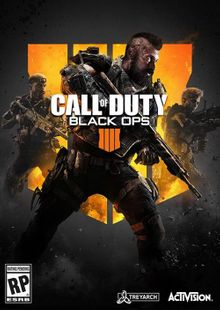 Call of Duty (COD) Black Ops 4 PC (MEA) cheap key to download