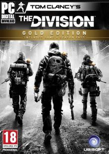 Tom Clancy's The Division - Gold Edition PC cheap key to download