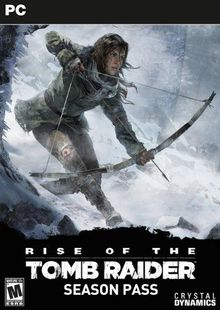 Rise of the Tomb Raider - Season Pass PC cheap key to download
