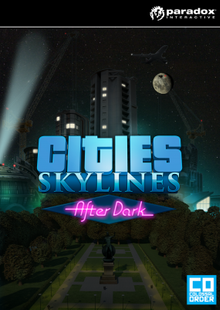 Cities: Skylines After Dark PC cheap key to download