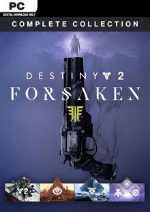 Destiny 2 Forsaken Complete Collection PC (EU) cheap key to download