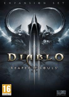 Diablo III 3 - Reaper of Souls Mac/PC chiave a buon mercato per il download