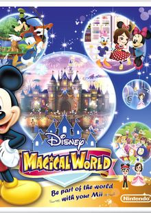Disney Magical World 3DS - Game Code