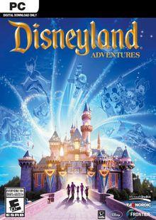 Disneyland Adventures PC cheap key to download