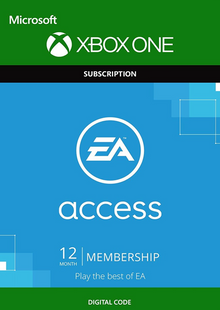 EA Access - 12 Month Subscription (Xbox One) cheap key to download