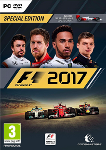 F1 2017 PC cheap key to download