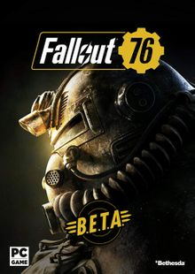 Fallout 76 BETA PC cheap key to download