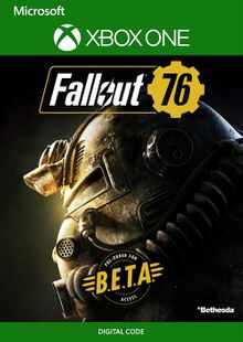 Fallout 76 Inc. BETA Xbox One cheap key to download