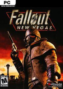 Fallout: New Vegas (PC) cheap key to download