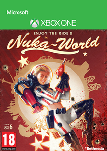 Fallout 4: Nuka World (Xbox One) cheap key to download