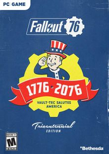 Fallout 76 Tricentennial Edition PC cheap key to download