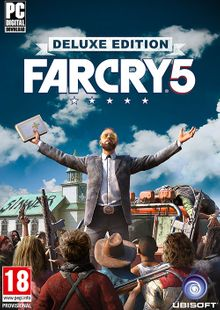 Far Cry 5 Deluxe Edition PC billig Schlüssel zum Download