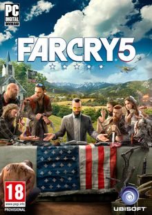 Far Cry 5 PC billig Schlüssel zum Download